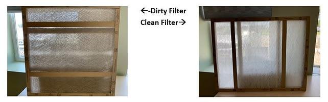 air filters, dirt hvac filter, clean hvac filter, how to change filter, hvac filter, return filter, hvac near me, hvac greenville nc