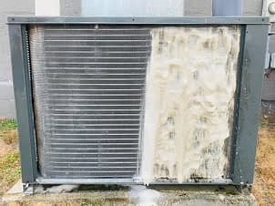 ac coil cleaning, ac coil cleaner, the air doctor, ac coil cleaning near me. greenville, nc