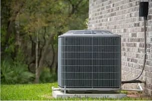 ac coil cleaning, ac coil cleaner, the air doctor, ac coil cleaning near me. greenville, nc, condensing unit